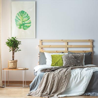 Cosas sencillas para decorar un dormitorio